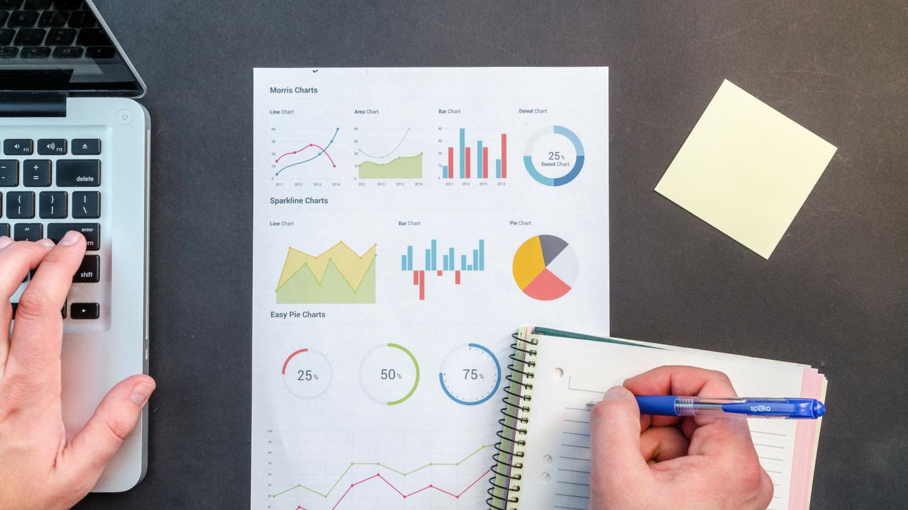 Création de site Internet : analyse des données