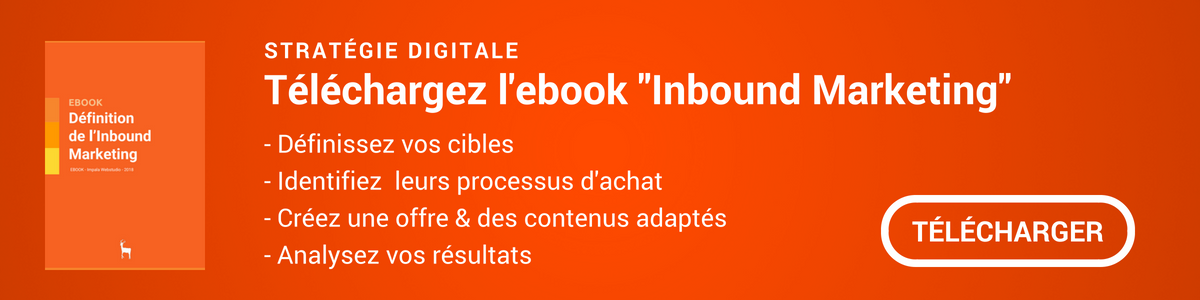 "Téléchargez l'ebook ""Découverte de l'Inbound Marketing"""