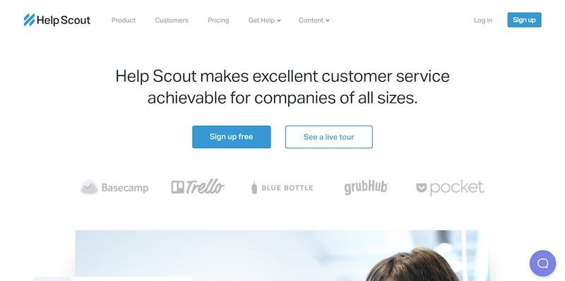 HelpScout - Proposition de valeur