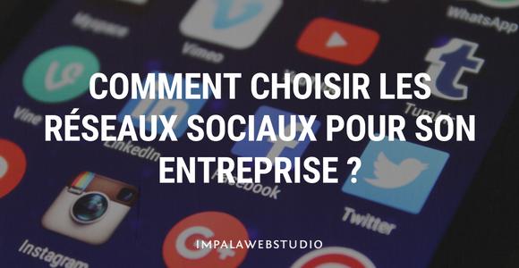 Entreprise BtoB : Comment choisir vos réseaux sociaux ?