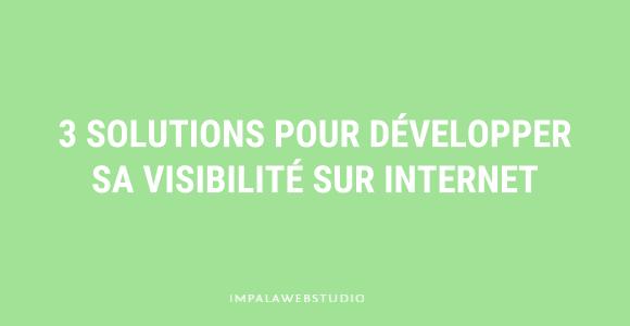 SEO / SEA / Social Ads : 3 solutions pour améliorer sa visibilité